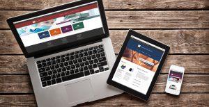 Realizzazione siti web design