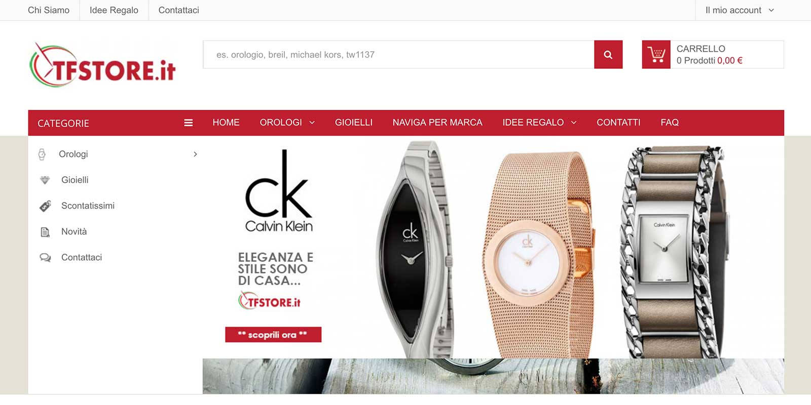 nandida.com orologi