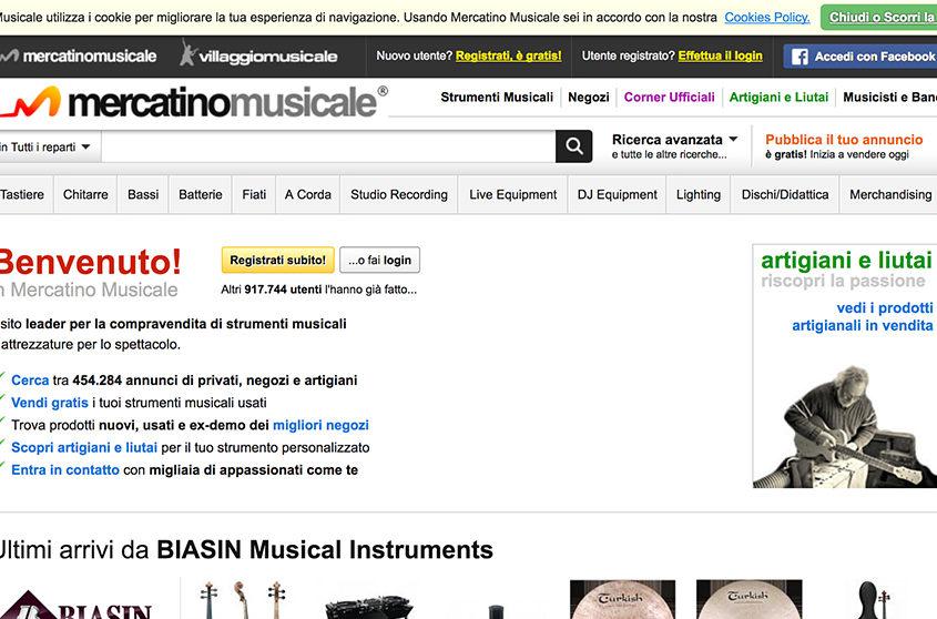 modulo prestashop a mercatinomusicale.com